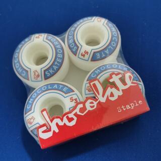 チョコレート(chocolate)の格安 GIRL スケボーウィール スケートボード Staple 53mm(スケートボード)