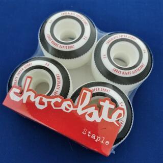 チョコレート(chocolate)の格安 GIRL スケボーウィール スケートボード Staple 54mm(スケートボード)