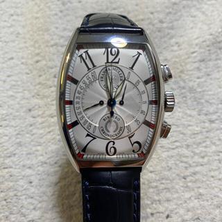 FRANCK MULLER - フランクミュラー トノーカーベックス ビーレトロセカンドクロノ 腕時計自動巻き