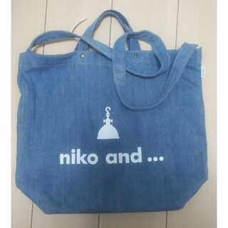 niko and... - ニコアンド niko and… トートバッグ