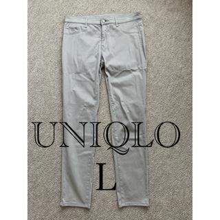UNIQLO - UNIQLO パンツ L ベージュ