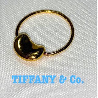 Tiffany & Co. - ❤️ティファニービーンズ k18 750 リング
