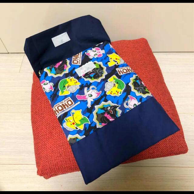ポケモン タブレットケース タブレットバッグ スマホ/家電/カメラのPC/タブレット(タブレット)の商品写真