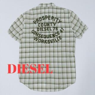 ディーゼル(DIESEL)のDIESEL 半袖シャツ(シャツ)