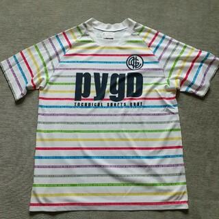 アスレタ(ATHLETA)のプレイグラウンド プラシャツL フットサル サッカー トレーニングシャツ ランニ(ウェア)