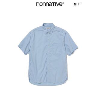 ノンネイティブ(nonnative)のnonnative DWELLER B.D SHIRT S/S COOLMAX®(シャツ)