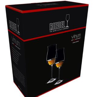 RIEDEL - 新品未使用 品薄 グラス リーデル ヴィノム コニャック ウイスキー ワイン