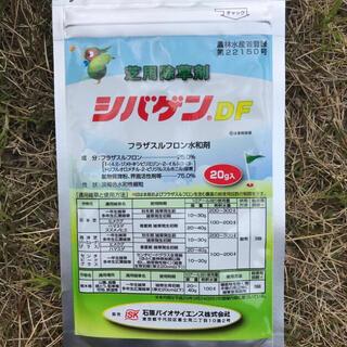 シバゲン 芝生用 除草剤 2g
