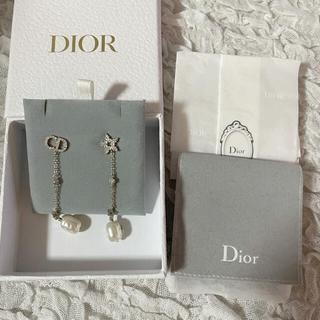 Dior - ディオール ピアス 真珠