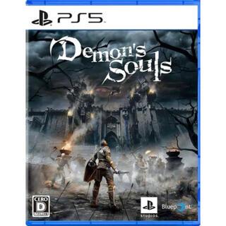 PlayStation - PS5 美品 デモンズソウル