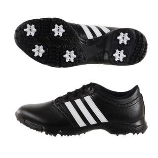 adidas - adidas アディダス ゴルフシューズ ブラック 25cm