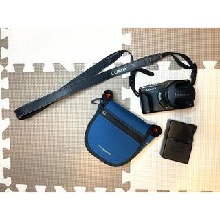 Panasonic - LUMIX GF6 ミラーレス一眼カメラ