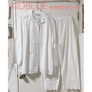 キッドブルー(KID BLUE)の未使用タグ付 KID BLUE キッドブルー パジャマ レース (パジャマ)