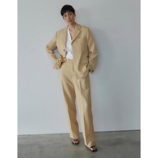jonnlynx - fumika_uchida フミカウチダ スーツパンツ 2020ss