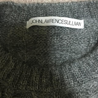 ジョンローレンスサリバン(JOHN LAWRENCE SULLIVAN)の9月中出品最終値下げ!!ジョンローレンスサリバン KT15-51-60(ニット/セーター)