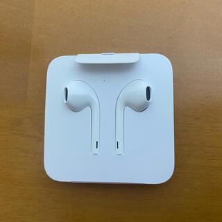 iPhone - イヤフォン Apple 正規品