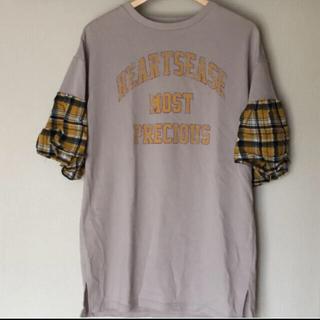 アズノゥアズピンキー(AS KNOW AS PINKY)のアズノウアズ レディースTシャツ(Tシャツ(長袖/七分))