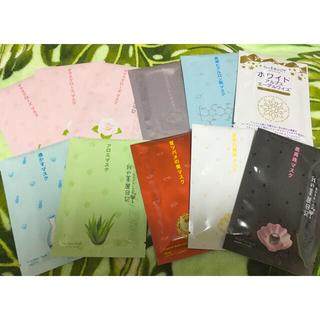 新品❤︎我的美麗日記 マスク11枚セット(パック/フェイスマスク)
