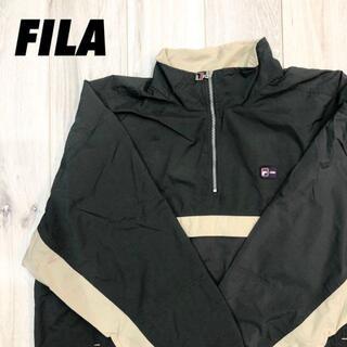 フィラ(FILA)の《大人気商品値下げ》FILA プルオーバーナイロンジャケット(ナイロンジャケット)