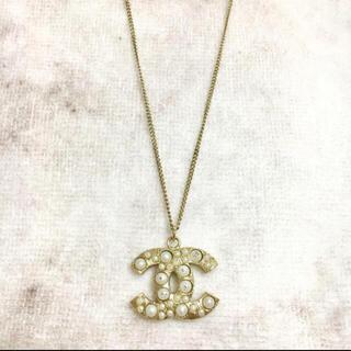 シャネル(CHANEL)の人気完売品♢先着終了♢CHANEL necklace(ネックレス)