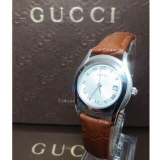 グッチ(Gucci)の超美品 グッチ 腕時計(腕時計)