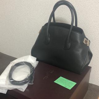 濱野皮革工藝/HAMANO - 新品 傳濱野 ハンドバッグ