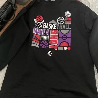 converse バスケTシャツ