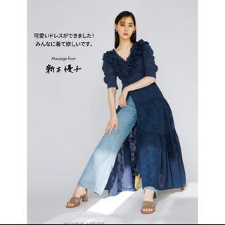 snidel - SNIDEL 新木優子 sweet ワンピース スナイデル