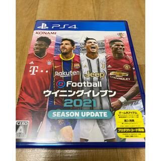 PlayStation4 - 美品eFootballウイニングイレブン2021