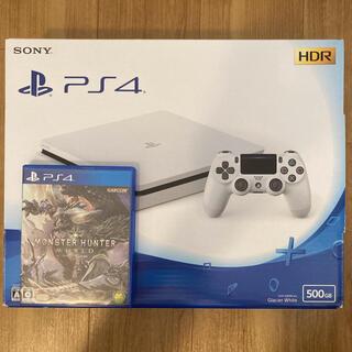 PlayStation4 - SONY PlayStation4 本体 CUH-2200AB02 ソフト1本付