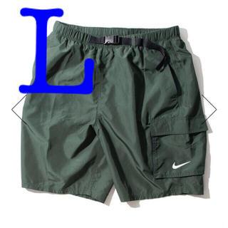 NIKE - 【L】NIKE EXCLUSIVE SWIM CARGO SHORT PANTS