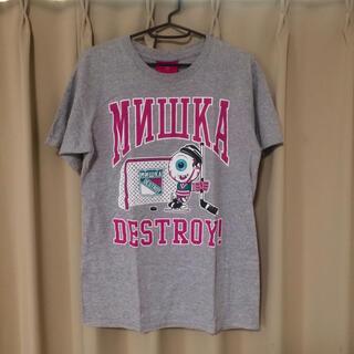ミシカ(MISHKA)のMISHKA Tシャツ 半袖 ミシカ MISHKA ミシュカ(Tシャツ/カットソー(半袖/袖なし))