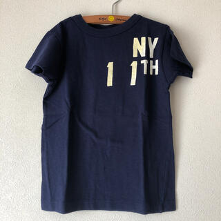 DENIM DUNGAREE - 新品タグ付きトンプキンテンジクTシャツ130