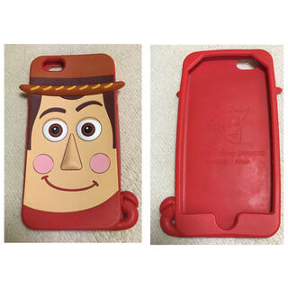 ディズニー(Disney)のディズニーiPhone6.6sケース ウッディ(iPhoneケース)