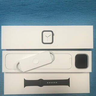 Apple - Apple Watch series4 44mm Space Gray