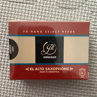 ゴンザレス アルトサックス リード レギュラーカット2-3/4 ASAXG275(サックス)