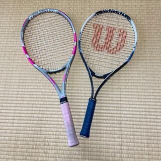 バボラ(Babolat)のテニスラケット Wilson & BabolaT(ラケット)