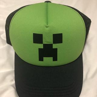 しまむら - マインクラフト 帽子 クリーパー