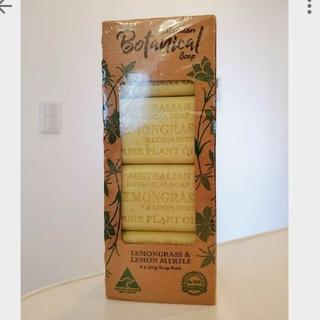 コストコ - オーストラリアンボタニカルバーソープ 8個 レモングラス レモンマートル
