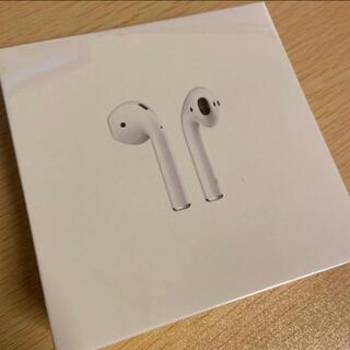 Apple - エアーポッツ 第二世代 本体