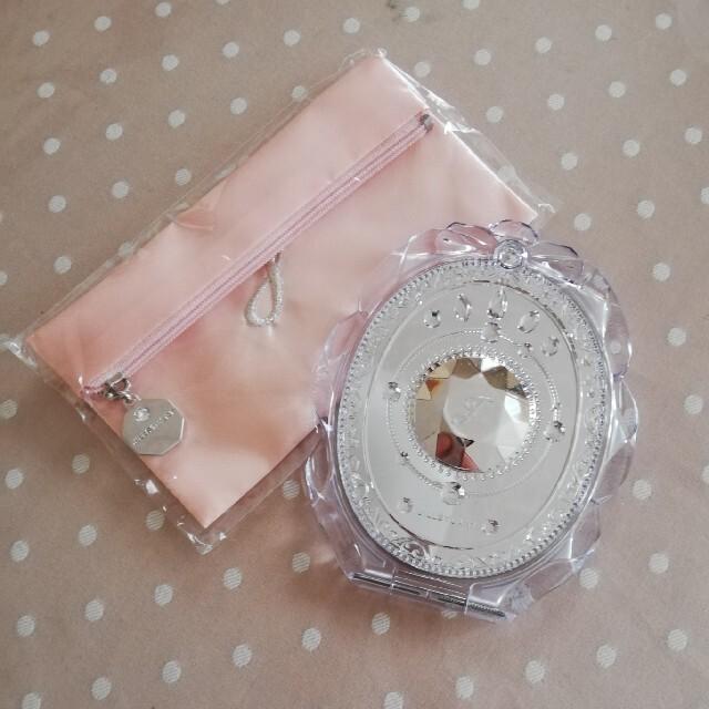 JILLSTUART(ジルスチュアート)のジルスチュアートコンパクトミラーII レディースのファッション小物(ミラー)の商品写真