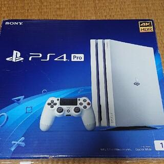 PlayStation4 - SONY PlayStation4  Pro グレイシャー・ホワイト 1TB