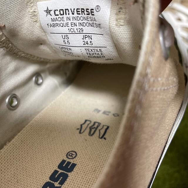 CONVERSE(コンバース)のコンバーススニーカー レディースの靴/シューズ(スニーカー)の商品写真