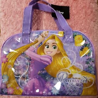 ディズニー(Disney)のDisney プリンセス ラプンツェル ✩.*˚ プールバッグ ビニールバッグ(キャラクターグッズ)