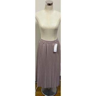 GU - 新品guレザースカート