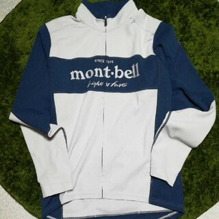 mont bell - モンベル サイクルジャージ メンズL