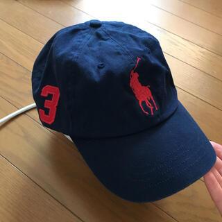 POLO RALPH LAUREN - polo ラルフローレン キャップ 帽子 ネイビー
