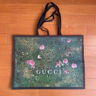Gucci - 激レア・未使用!ヒグチユウコ×GUCCI コラボ紙袋 ショップバッグ グッチ