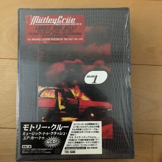 UNIVERSAL ENTERTAINMENT - モトリークルー ミュージック トゥ クラッシュ ユア カー トゥ CD BOX