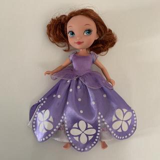 ディズニー(Disney)の小さなプリンセスソフィア 人形(キャラクターグッズ)